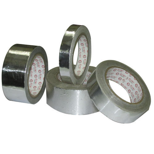 qatar , Dubai he Aluminium Foil Tapes are commonly known as foil
